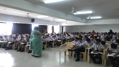 Counselling On Adolescence (Session 2019-20)