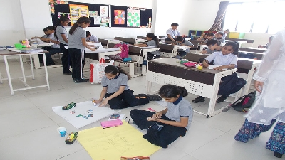 Poster Making Competition (Session 2019-20)
