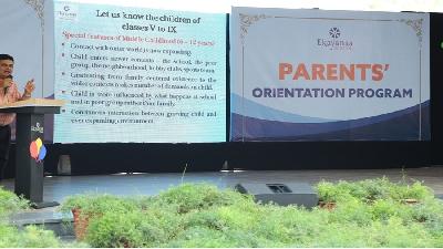Parent Orientation Programme 2018-2019