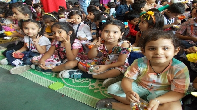 Monsoon Celebration With Corn Party